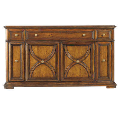 Picture of Grand Rue Buffet by Stanley Furniture