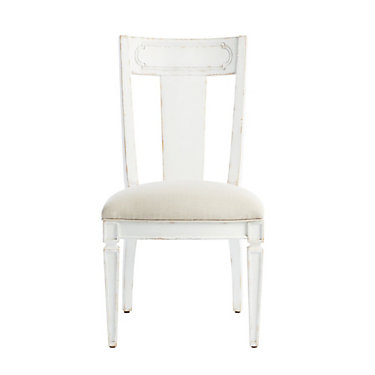 SYJDCONTEMPSC-WHITE: Customized Item of Juniper Dell Contemporary Side Chair by Stanley (SYJDCONTEMPSC)