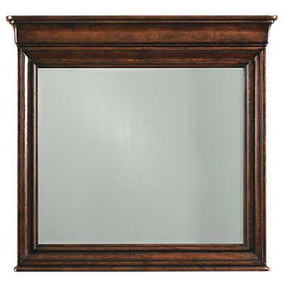 Picture of Louis Philippe Landscape Mirror