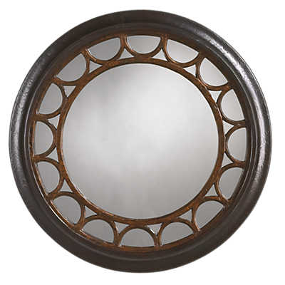 Picture of Moor Island Ring Mirror by Stanley Furniture
