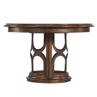 Picture of Monserrat Round Pedestal Table by Stanley Furniture