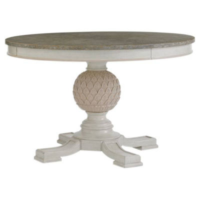 Picture of Preserve Artichoke Pedestal Table by Stanley Furniture