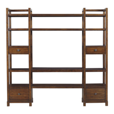 Picture of Ripple Cay Media Bookcase