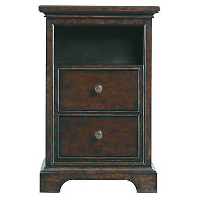 Picture of Transitional Telephone Table by Stanley Furniture