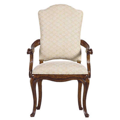 Picture of Volute Arm Chair by Stanley Furniture