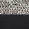 """Request Free Spitzer Grey/Black Swatch for the New Standard 78"""" Sofa by Blu Dot"""