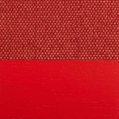 Red on Ash & Red for Clutch Dining Chair by Blu Dot (CLUTCHCH1)