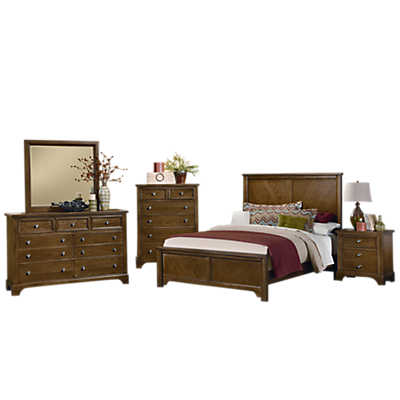Picture of Taylor Bedroom Set by Vaughan-Bassett