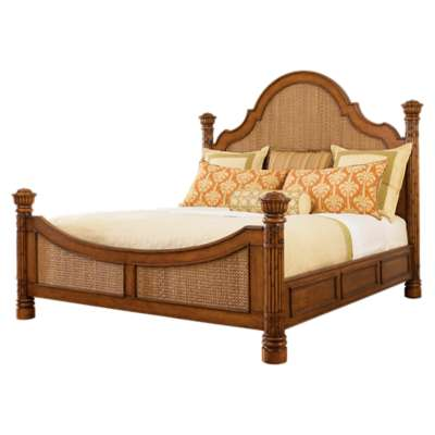 Picture for Island Estate Round Hill Bed by Tommy Bahama Home
