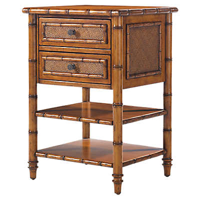 Picture of Island Estate Ginger Island Bedside Chest by Tommy Bahama Home