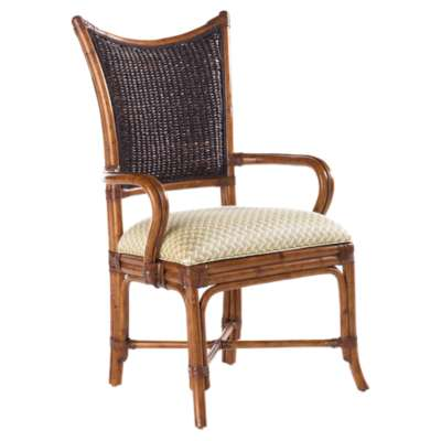 Picture for Island Estate Mangrove Arm Chair by Tommy Bahama Home