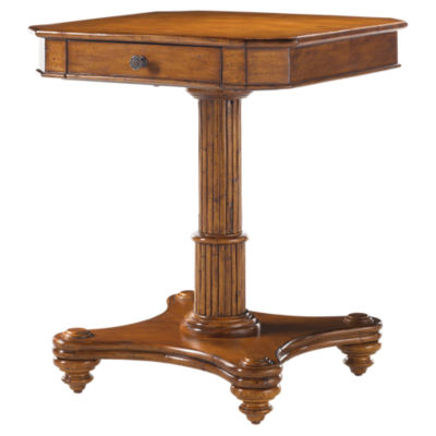 Picture of Island Estate Cinnamon Cove Lamp Table by Tommy Bahama Home