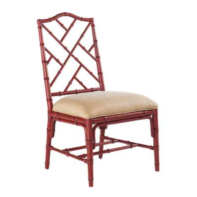Picture for Island Estate Ceylon Sangria Side Chair by Tommy Bahama Home
