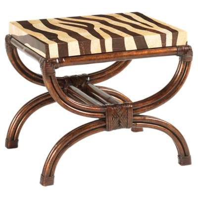 Picture for Royal Kahala Striped Delight Accent Table by Tommy Bahama Home