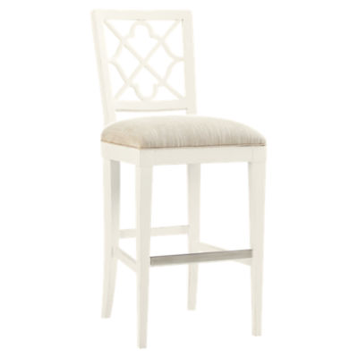 Picture of Ivory Key Newstead Bar Stool by Tommy Bahama Home