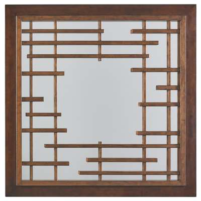 Picture for Island Fusion Mikasa Square Mirror by Tommy Bahama Home