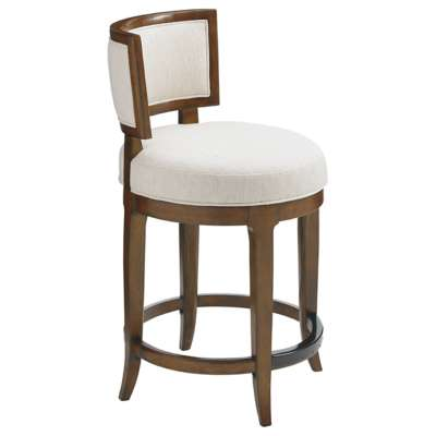Picture for Island Fusion Macau Swivel Counter Stool by Tommy Bahama Home