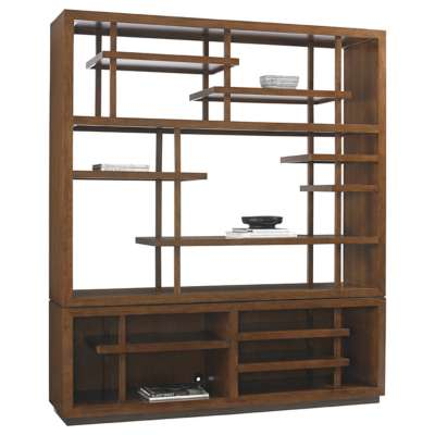 Picture for Island Fusion Taipei Media Bookcase by Tommy Bahama Home