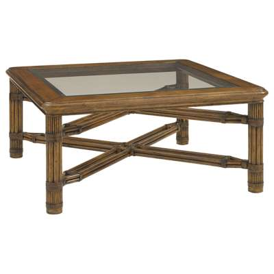Picture for Bali Hai Capri Square Cocktail Table by Tommy Bahama Home