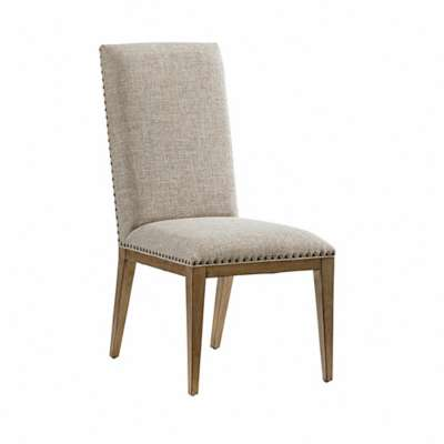 Picture for Cypress Point Devereaux Upholstered Side Chair by Tommy Bahama Home