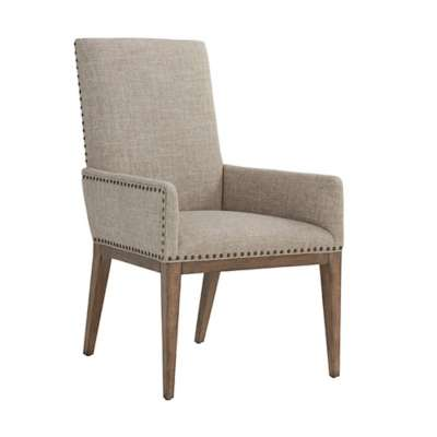 Picture for Cypress Point Devereaux Upholstered Arm Chair by Tommy Bahama Home