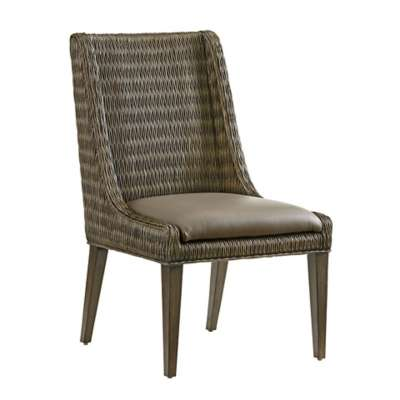 Picture for Cypress Point Brandon Woven Side Chair by Tommy Bahama Home