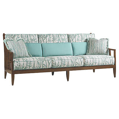 Picture of Ocean Club Resort Sofa with Boxed Edge Cushions