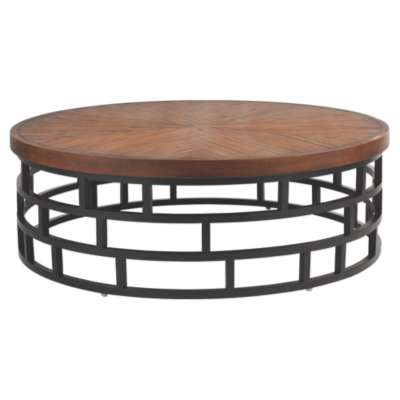 Picture for Ocean Club Resort Cocktail Table with Weatherstone Top by Tommy Bahama Outdoor
