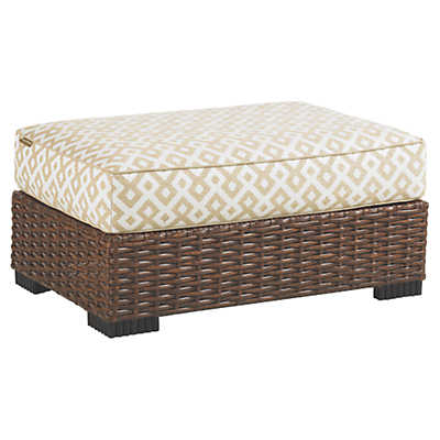 Picture of Ocean Club Pacifica Ottoman by Tommy Bahama Outdoor