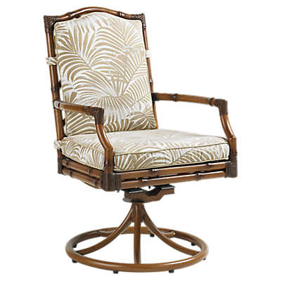 Picture of Island Estate Veranda Swivel Rocker Dining Chair by Tommy Bahama Outdoor