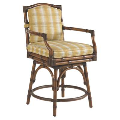 Picture for Island Estate Veranda Swivel Counter Stool by Tommy Bahama Outdoor