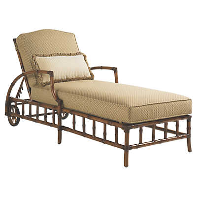 Picture of Island Estate Veranda Chaise Lounge by Tommy Bahama Outdoor