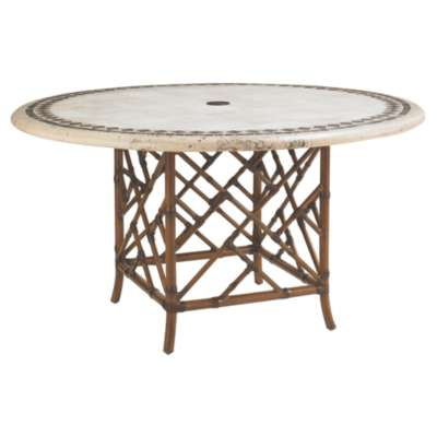 Picture for Island Estate Veranda 54 inch Dining Table by Tommy Bahama Outdoor