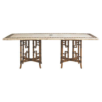 Picture of Island Estate Veranda Dining Table by Tommy Bahama Outdoor