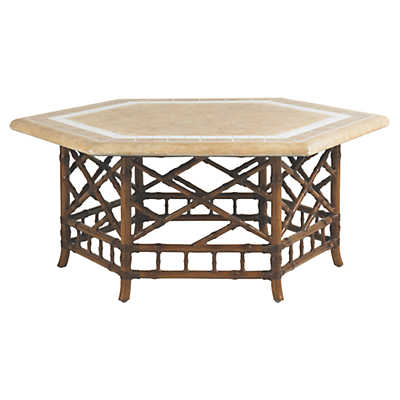 Picture of Island Estate Veranda Cocktail Table by Tommy Bahama Outdoor