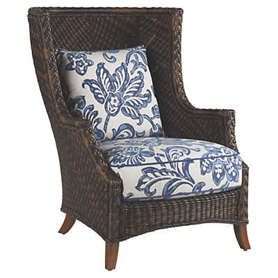 Picture of Island Estate Lanai Wing Chair by Tommy Bahama Outdoor