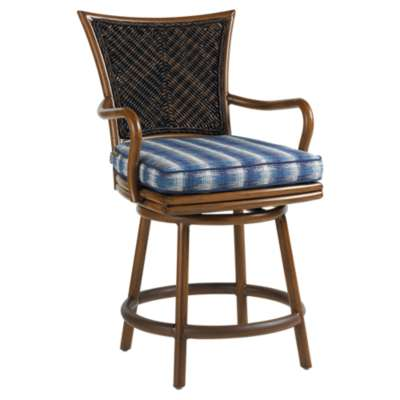 Picture for Island Estate Lanai Swivel Counter Stool by Tommy Bahama Outdoor