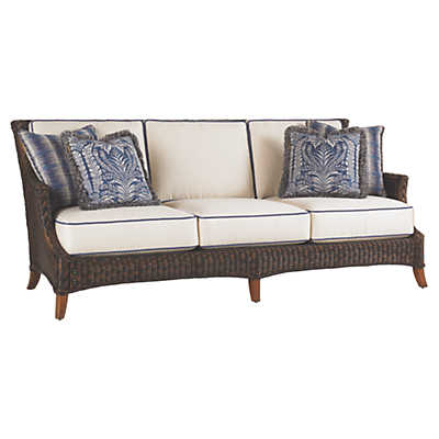 Picture of Island Estate Lanai Sofa with Boxed Edge Cushions by Tommy Bahama Outdoor