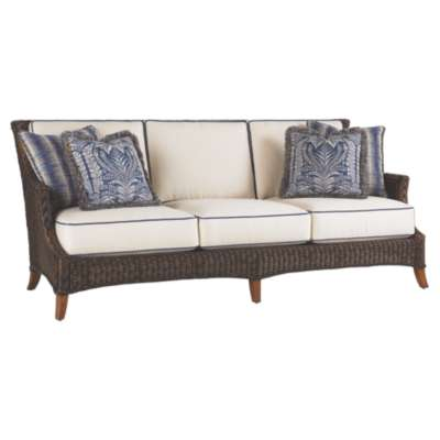 Picture for Island Estate Lanai Sofa with Boxed Edge Cushions by Tommy Bahama Outdoor