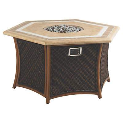 Picture of Island Estate Lanai Fire Pit by Tommy Bahama Outdoor
