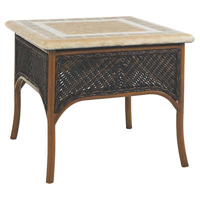 Picture of Island Estate Lanai Accent Table by Tommy Bahama Outdoor