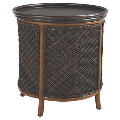 Picture of Island Estate Lanai Tray End Table by Tommy Bahama Outdoor