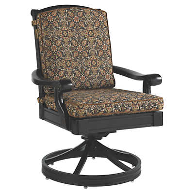 Picture of Kingstown Sedona Swivel Rocker Dining Chair by Tommy Bahama Outdoor