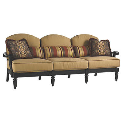 Picture of Kingstown Sedona Sofa with Boxed Edge Cushions by Tommy Bahama Outdoor