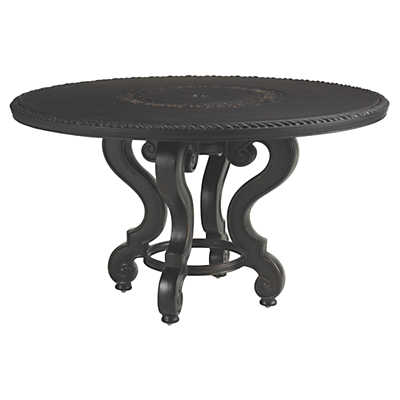 "Picture of Kingstown Sedona 54"" Dining Table by Tommy Bahama Outdoor"