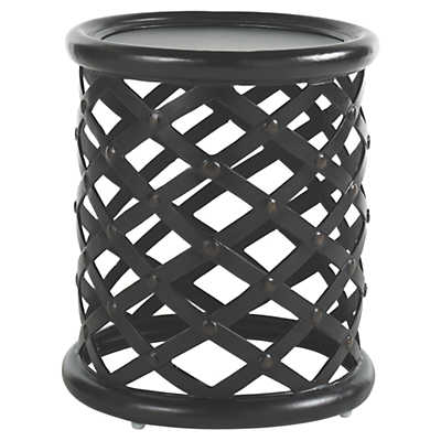 Picture of Kingstown Sedona Round Accent Table by Tommy Bahama Outdoor