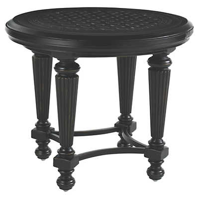 Picture of Kingstown Sedona Round End Table by Tommy Bahama Outdoor