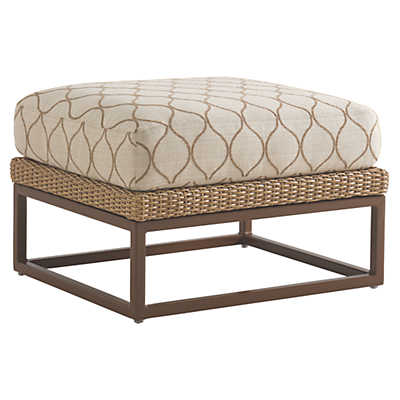 Picture of Aviano Ottoman by Tommy Bahama Outdoor