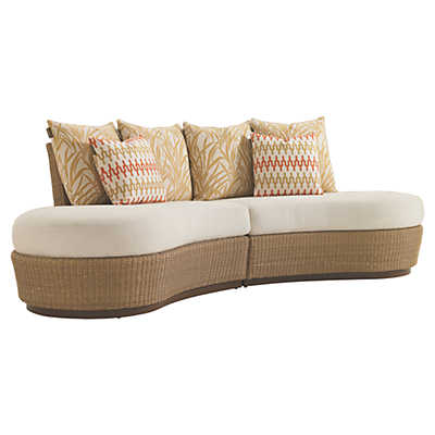 Picture of Aviano Armless Sofa by Tommy Bahama Outdoor