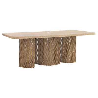Picture of Aviano Rectangular Dining Table by Tommy Bahama Outdoor